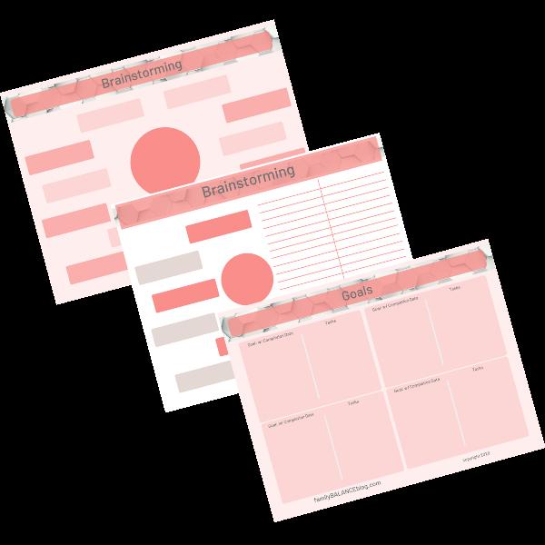 3 product sheet mock up